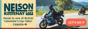 Eugene to Florence VIA 36 Nelson Kootenay Lake by Motorcycle