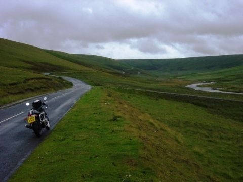 the-elan-valley-- Route Bild