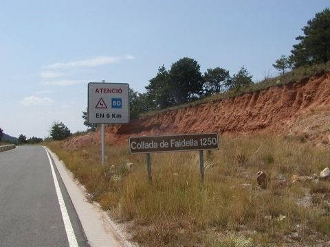 l511--collada-de- Route Bild