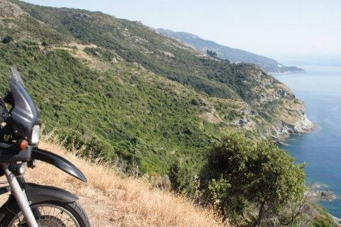 Corsica by Motorbike