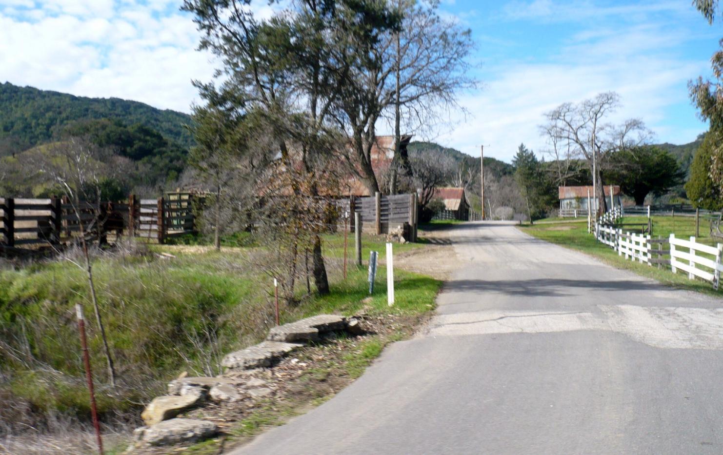 Santa Rosa Vineyard Tour